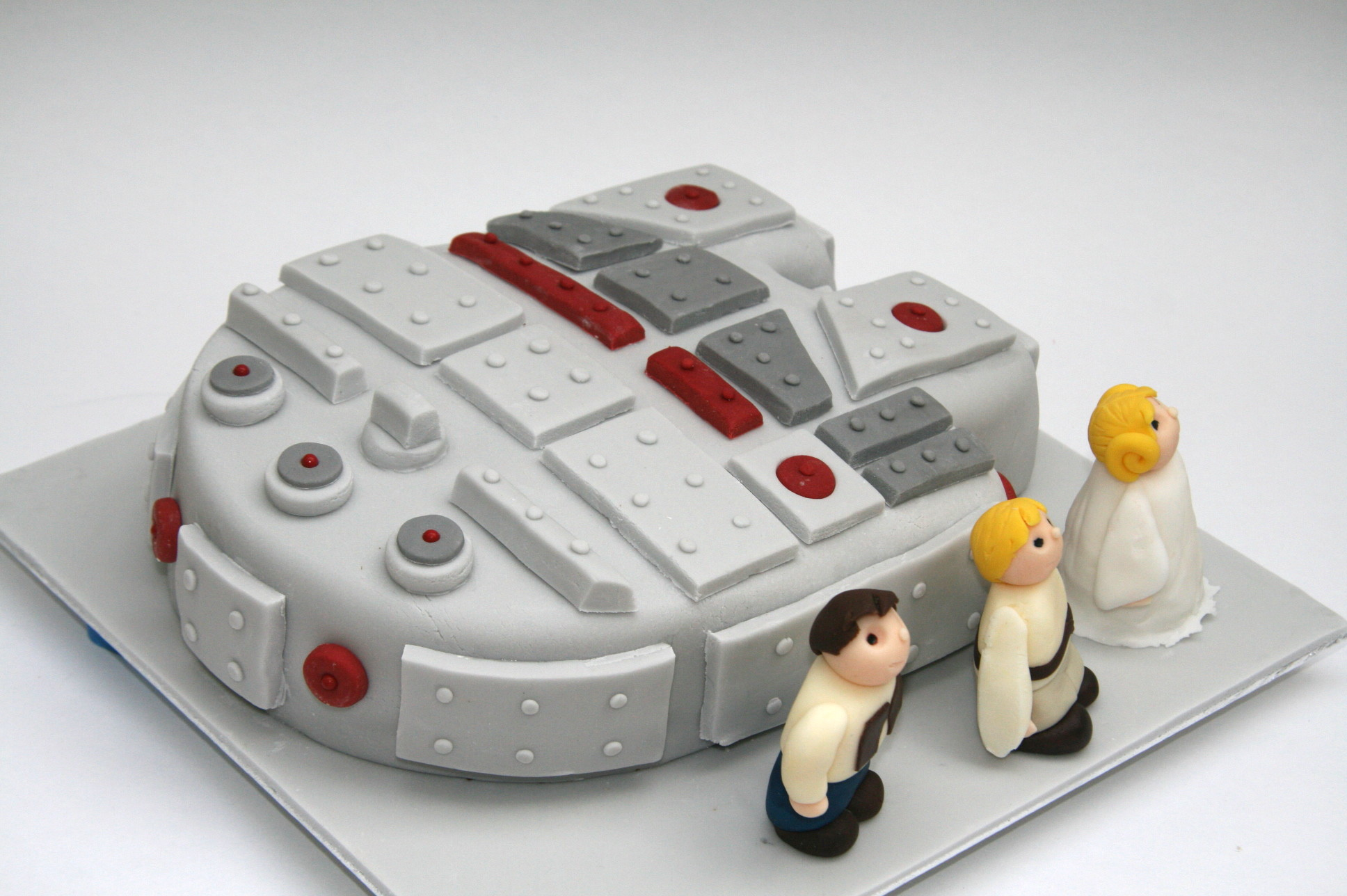 Star Wars Space Ship Cake May The Force Be With You