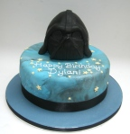 Darth Vadar Cake