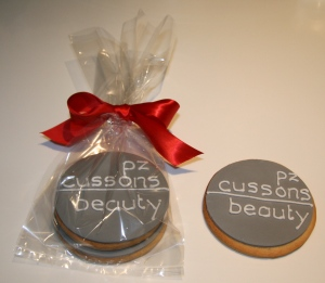 PZ Cussons Beauty Branded biscuits