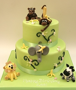 Cheeky Monkeys Cake