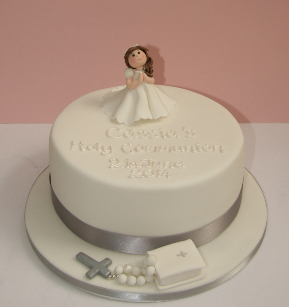 First Communion Cake Images : christening cake london Etoile Bakery