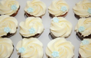 Bespoke Cupcakes delivered across London