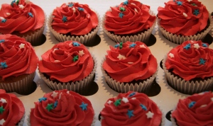 Red Cupcakes