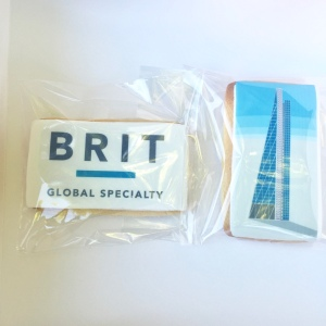 Corporate Cookies for BRIT Insurance